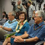 Hawaiian Electric Industries CEO Connie Lau made $2.7M in 2015