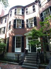 No. 16: 10 Louisburg Square. Owner: Arthur W. Hughes III Trust. 2013 assessed value: $7.7 million. 6,427 square feet.