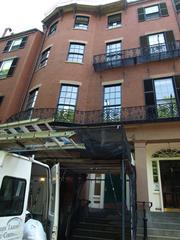No. 12: 3 Louisburg Square. Owner: Preston R. Miller Jr. Trust. 2013 assessed value: $7.95 million. 6,570 square feet.