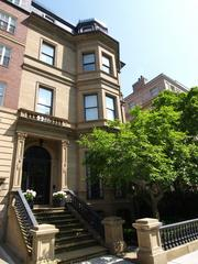 No. 6: 7 Commonwealth Ave. Owner: Erem LLC. 2013 assessed value: $8.85 million. 10,799 square feet.
