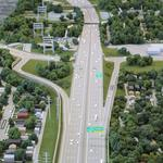 West Allis seeks to recover from half Hawley access at I-94