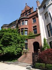 No. 14: 305 Commonwealth Ave. Owner: Eugene Bell. 2013 assessed value: $7.74 million. 12,674 square feet.