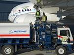 """Boeing makes world's first """"green diesel"""" flight"""