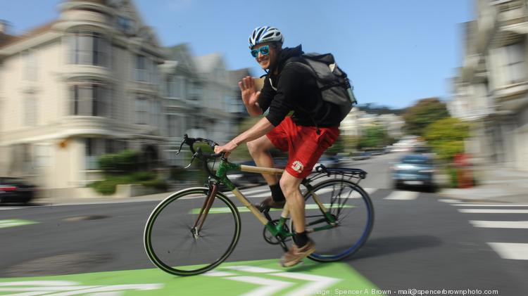 San Francisco's bike lanes lead to fewer fatalities for