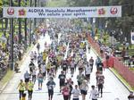 The business of the Honolulu Marathon