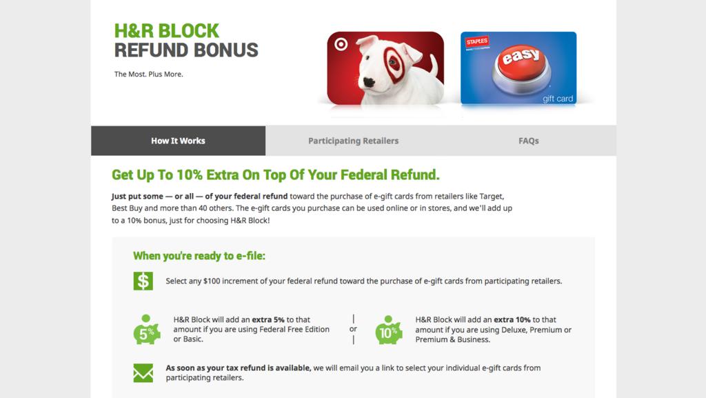 H&R Block offers bonus to entice more digital clients - Kansas ...