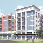 Luxury apartment complex breaks ground near new Exxon Mobil campus
