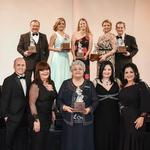 Six business leaders honored with 2014 Don Quijote Awards