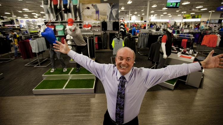 New Ceo Pga Tour Superstore
