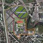 Timeline: Campbell's 45-acre office park plan for Camden