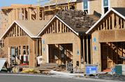 Housing construction is taking off again in the Westpark community of Roseville.