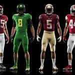 Nike sweeps College Football Playoffs as Under Armour spends big to compete