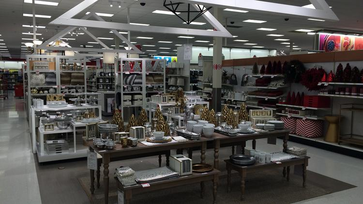 Photos From The Northeast Target Show A New Home Decor Model Being Tested More