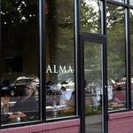 Chef <strong>Alex</strong> <strong>Roberts</strong> plans boutique inn above his Restaurant Alma