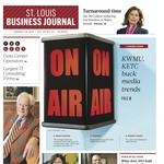 Year in Review: The Business Journal's front pages for 2014