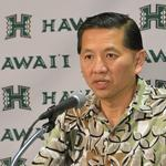 University of Hawaii Athletics Director Ben Jay resigns but will stay until June 2015