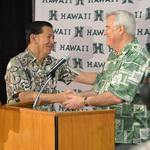 University of Hawaii sports sponsors to maintain support after Jay's resignation
