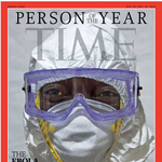 Time's 2014 Person of the Year includes UTMB Ebola fighter
