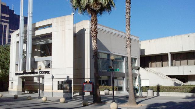 The Sacramento Convention Center