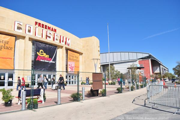 Freeman Coliseum To Serve As Covid 19 Testing Site San Antonio Business Journal