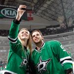 Dallas Stars score big with sponsor using fan-taken selfies