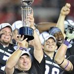 TCU's Gary Patterson named Home Depot Coach of the Year