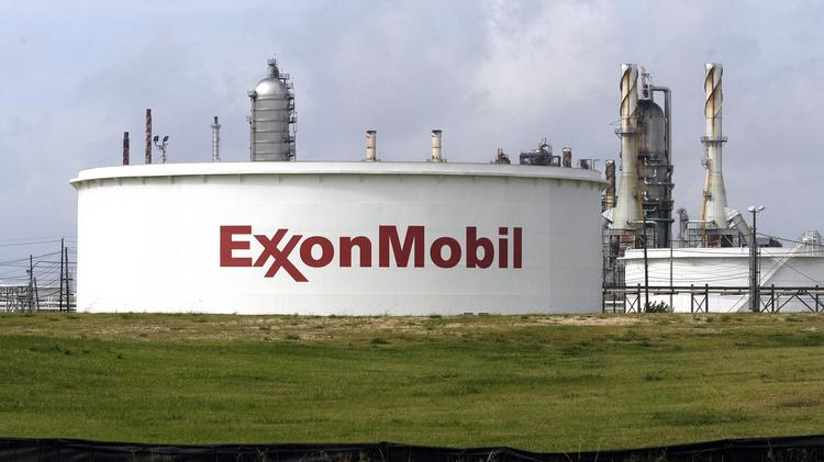 6328a677ac0 Exxon Mobil Corp. announced on Thursday that it entered into a new  marketing partnership with