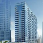 Atlantic Realty's CYAN tower nearly done