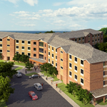 Construction begins on JU's new residence <strong>hall</strong>