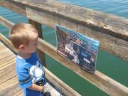 Reader Andrew Verrett's grandson Jake Smith in June 2012.