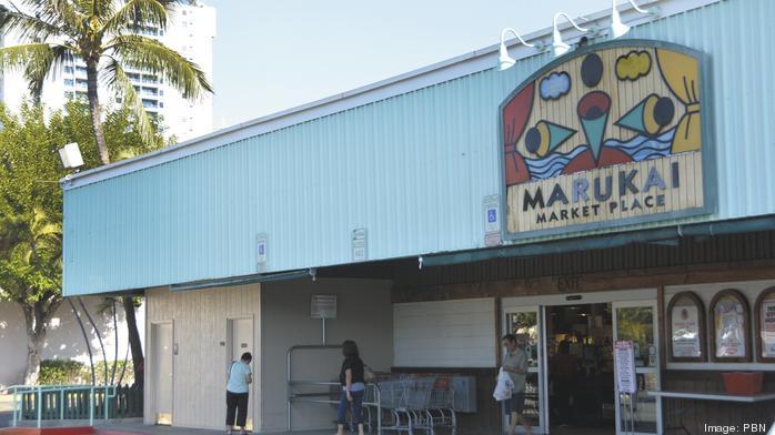 Howard Hughes to demolish Marukai Market Place, Ward Plaza buildings in Kakaako