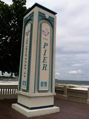 TBBJ Reporter Mark Holan took some shots when he visited the Pier on May 30, 2013.