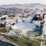 Warriors drive to spring groundbreaking for S.F. arena after big legal victory