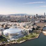 Group 'comes out of nowhere' to try to block Warriors' Mission Bay arena