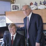 Famed sports agent Leigh Steinberg partners with Philadelphia entrepreneur