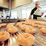 Krispy Kreme names international division president