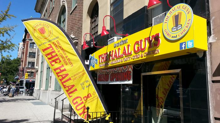 Halal Guys opening first Baltimore-area location