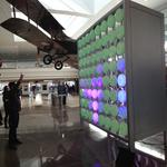 Interactive art piece comes to DIA