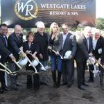 Westgate Resorts breaks ground on new $11M retail center