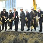 Oh Happy Day: Charlotte revels in 300 South Tryon groundbreaking (PHOTOS)