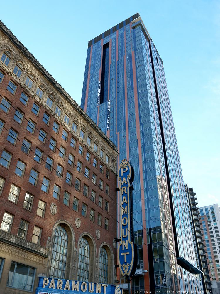 The 40 Story Premiere On Pine In Downtown Seattle Has Sold, And The Price
