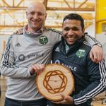 Simple teams with the Timbers, eyes other sponsorships