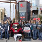 First Solar counting down to the Super Bowl in downtown Phoenix