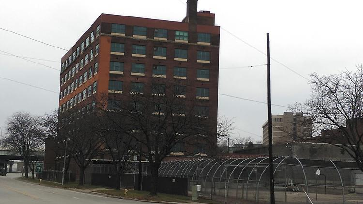 Former Queensgate Correctional Facility on the market for