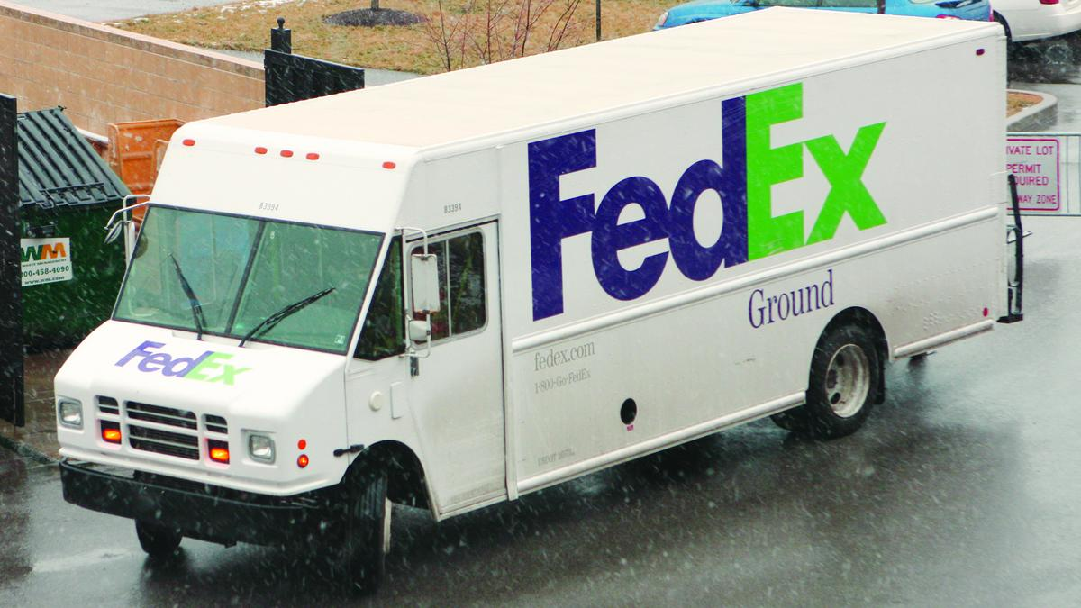 giant new fedex ground building near rtp sold for 45m triangle business journal