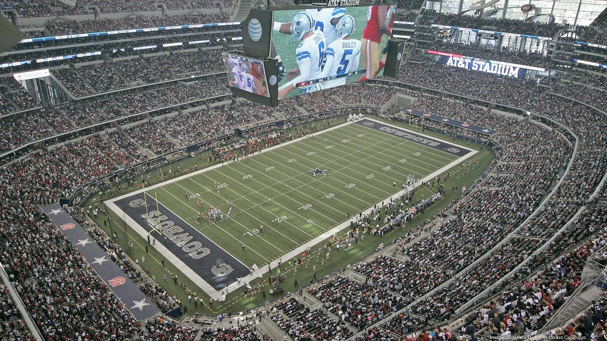 Cowboys Attendance Up 0 4 From Last Year Defying Nfl