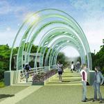 Winston-Salem bridges could get arches, other 'iconic' features