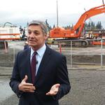 Boeing's $1 billion 777X wing plant is Washington's largest project of the year