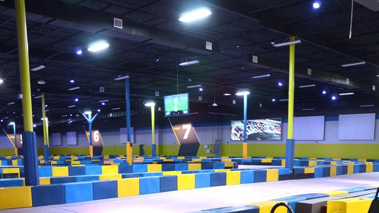 Indoor Go Karts Nashville >> Exclusive: I-Drice NASCAR to undergo major expansion - Orlando Business Journal