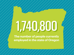 It's a record: Oregon sets overall employment mark